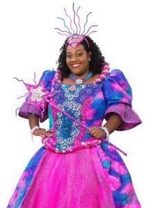 Alison Hammond as the Fairy Godmother
