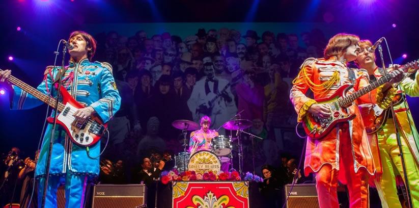 The Bootleg Beatles - Malvern Theatres