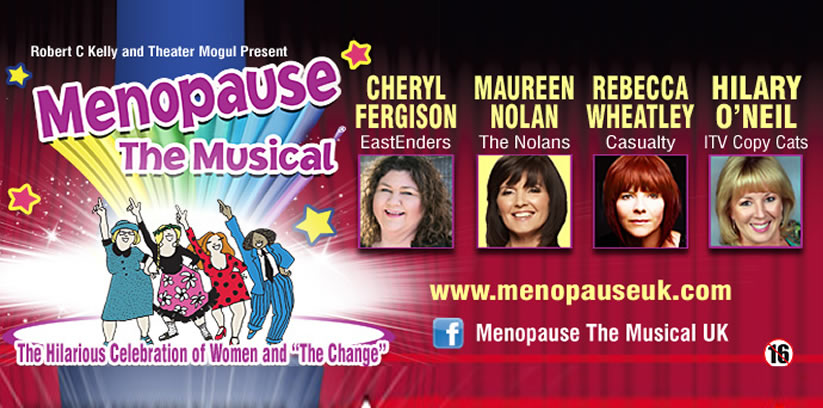 Menopause The Musical - Malvern Theatres