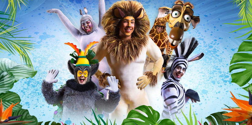 Madagascar The Musical - Malvern Theatres
