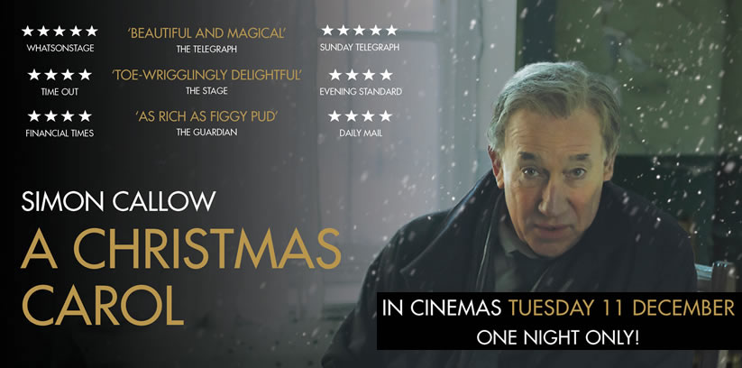 based on charles dickenss own performance adaptation simon callow four weddings and a funeral shakespeare in love and director tom cairns have created
