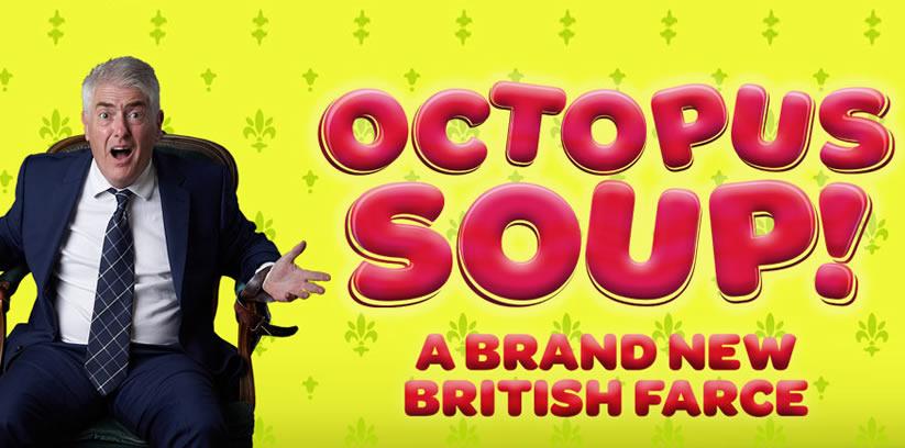 Octopus Soup starring Nick Hancock - Malvern Theatres