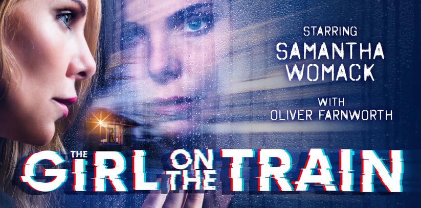The Girl on the Train - Malvern Theatres